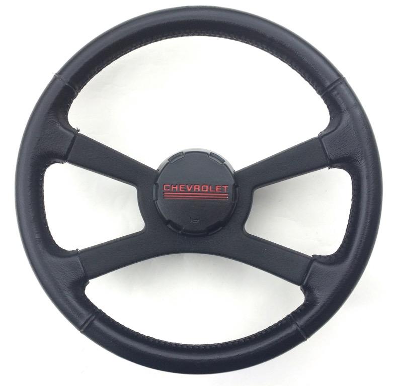 chevy gmc truck steering wheel 88
